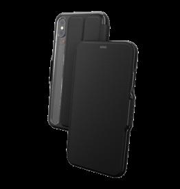 Gear4 Gear4 Oxford Folio Case for IPhone Xs Max - Black