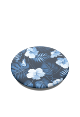 PopSockets PopSockets  PopGrips Swappable Abstract Device Stand and Grip - Blue Island