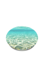 PopSockets PopSockets PopGrips Swappable Abstract Device Stand and Grip - Blue Lagoon
