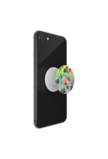 PopSockets PopSockets PopGrips Swappable Abstract Device Stand and Grip - Chroma Floral
