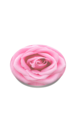 PopSockets PopSockets PopGrips Swappable Abstract Device Stand and Grip - Rose All Day