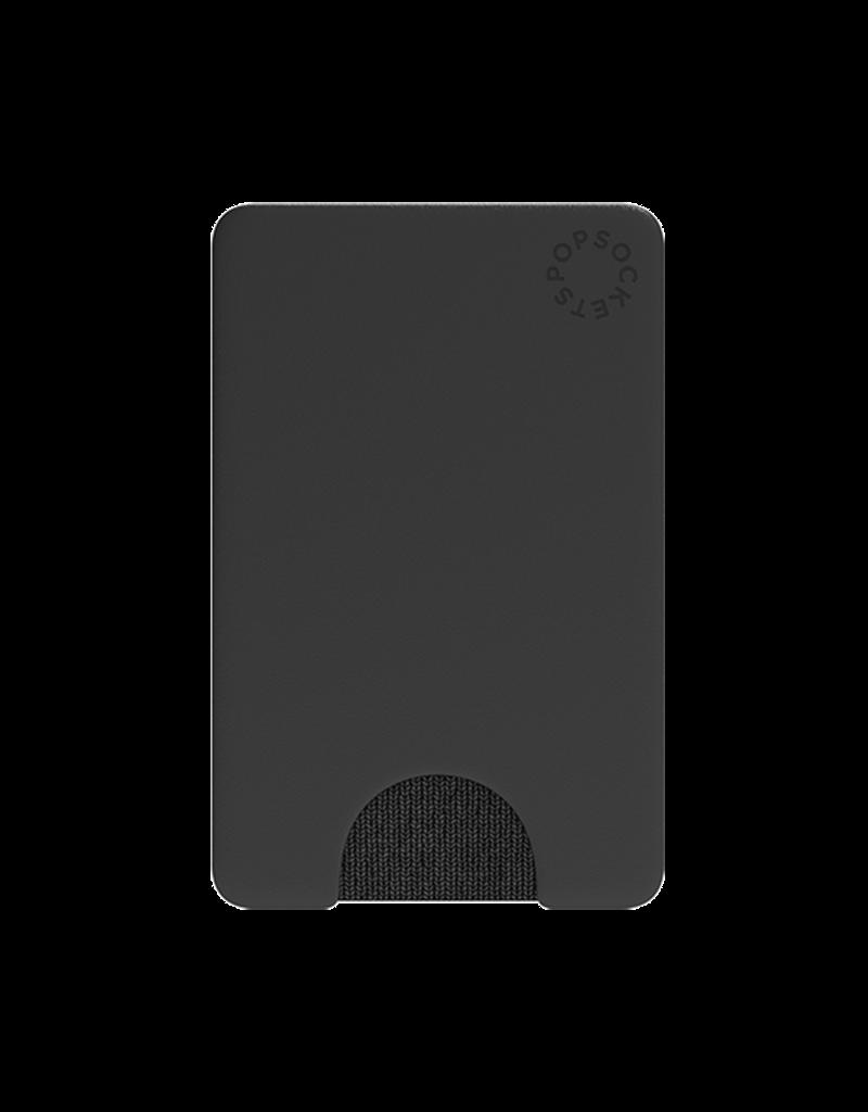PopSockets PopSockets PopWallets Card Holder - Black