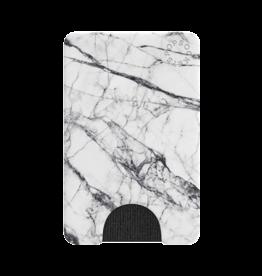 PopSockets PopSockets PopWallets Card Holder - White Marble