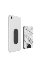 PopSockets PopSockets PopWallets Card Holder - White Marble