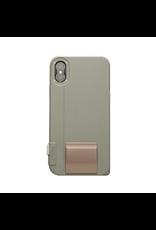 Bitplay Bitplay Snap! X Series Case for iPhone X - Khaki Green