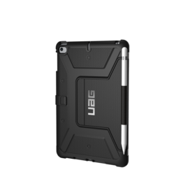 UAG Urban Armor Gear (UAG) - Metropolis Folio Wallet Case for Apple iPad Mini 5th Gen / iPad Mini 4 - Black