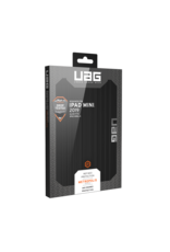UAG Urban Armor Gear (UAG) - Metropolis Folio Wallet Case for Apple iPad Mini 5th Gen / iPad Mini 4 - Black