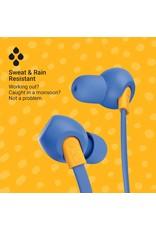 Jam Jam HMDX Audio Tune In Sweat Resistant In Ear Headphones - Blue and Yellow