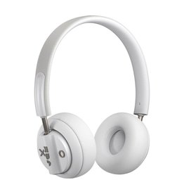 Jam Jam HMDX Audio Out There Over Ear Bluetooth Headphones - Gray and White