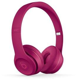 Powerbeats Beats Solo3 Wireless On-Ear Headphones Neighbourhood Collection - Brick Red