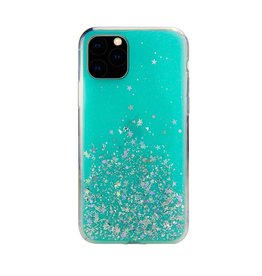 SwitchEasy SwitchEasy Starfield Case for iPhone 11 Pro - Transparent Blue