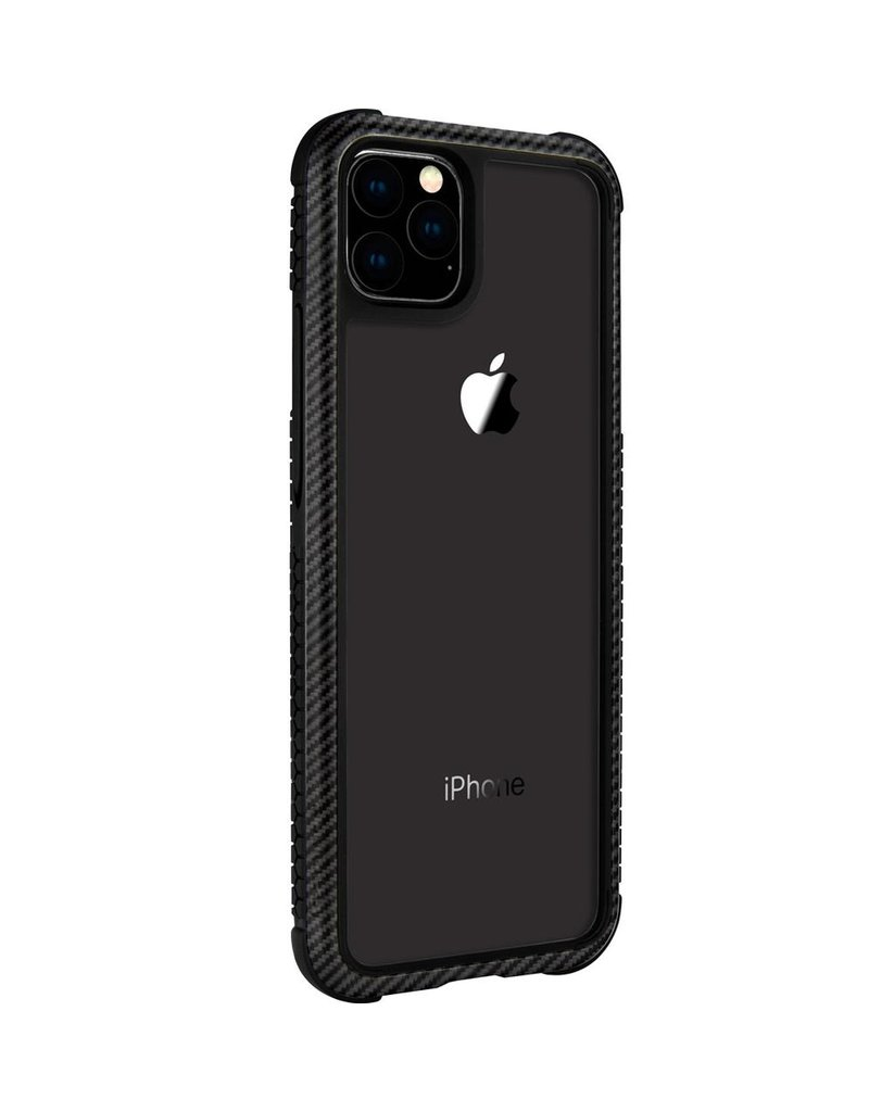 SwitchEasy SwitchEasy Glass Rebel Case for iPhone 11 Pro - Carbon Black