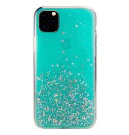 SwitchEasy SwitchEasy Starfield Case for iPhone 11 Pro Max - Transparent Blue