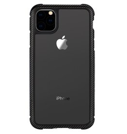 SwitchEasy SwitchEasy Glass Rebel Case for iPhone 11 Pro Max - Carbon Black