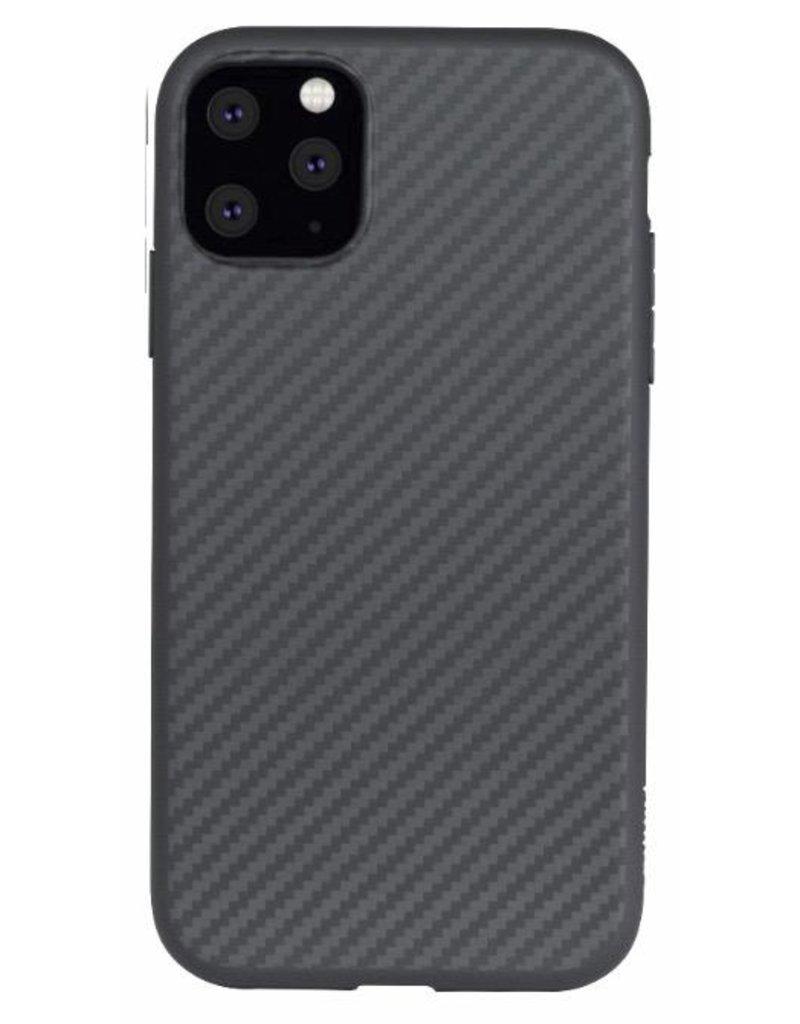 Evutec Evutec Aer Karbon Series With Afix for iPhone 11 - Black