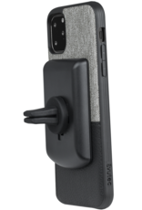 Evutec Evutec Northill Series With Afix Case for iPhone 11 Pro - Canvas/Black
