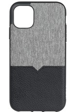 Evutec Evutec Northill Series With Afix Case for iPhone 11 Pro Max - Canvas/Black