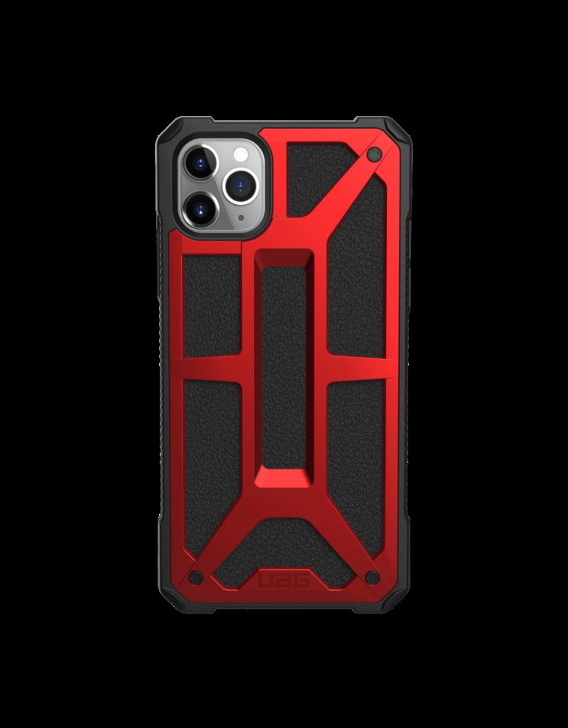UAG UAG Monarch Series Case For iPhone 11 Pro Max - Crimson