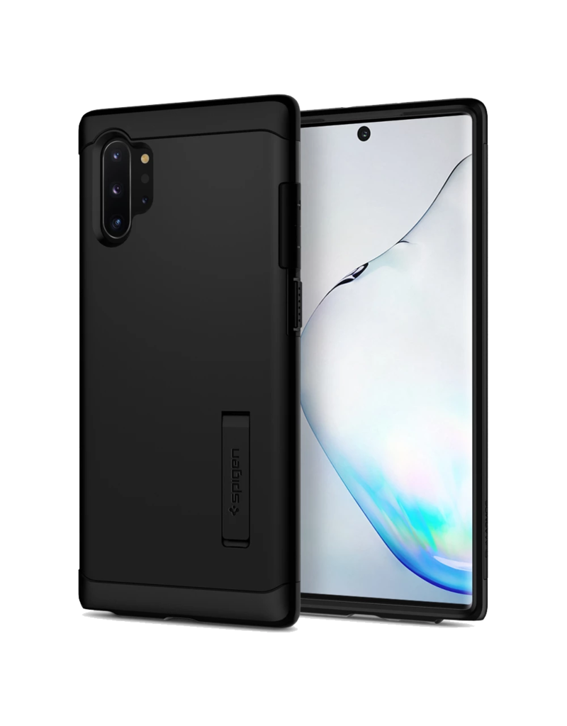 Spigen Spigen Slim Armor Case for Samsung Galaxy Note 10 Plus - Black