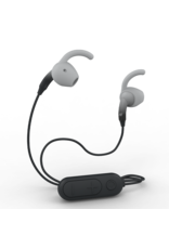 iFrogz iFrogz Sound Hub Tone In Ear Bluetooth Headphones - Black and Gray