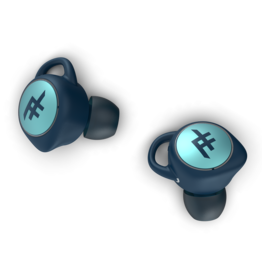 iFrogz iFrogz Airtime True Wireless In Ear Bluetooth Earbuds - Blue