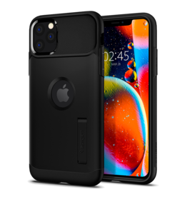 Spigen Spigen Slim Armor Case for Apple iPhone 11 Pro Max - Black