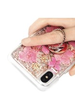 Case Mate Case Mate Ring Stand and Grip - Dotted Rose Gold