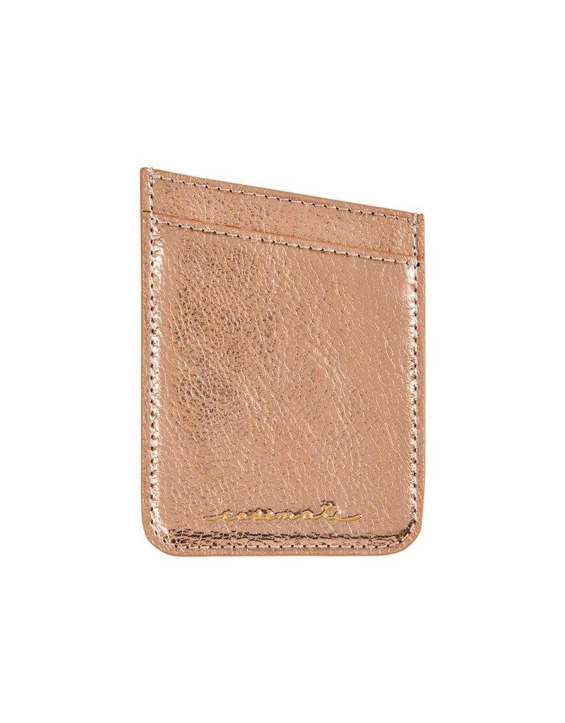 Case Mate Case Mate Pockets Card Holder - Rose Gold