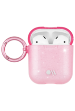 Case Mate Case Mate Hook Ups Flexible Apple Airpod Case and Neck Strap - Blush