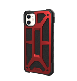 UAG UAG Monarch Series Case For iPhone 11 - Crimson