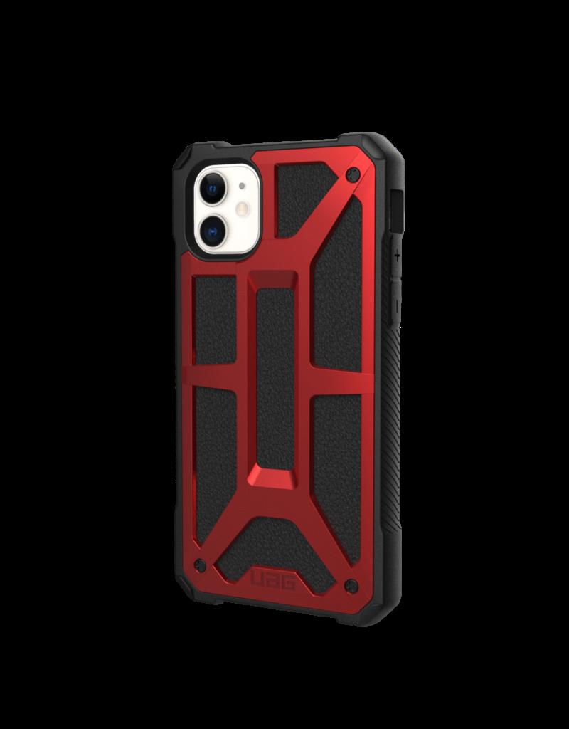 UAG UAG Monarch Series Case For iPhone 11 - Crimson