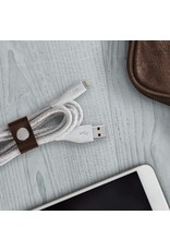 Belkin Belkin - DuraTek Plus Apple Lightning Cable 4ft - Black