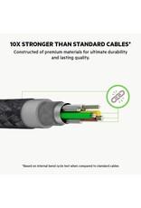 Belkin Belkin - DuraTek Plus Apple Lightning Cable 4ft - White