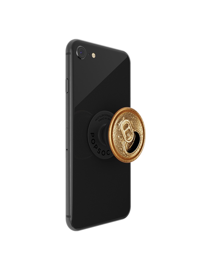 PopSockets PopSockets PopGrips Swappable Retro Device Stand and Grip - Crack a Cold One