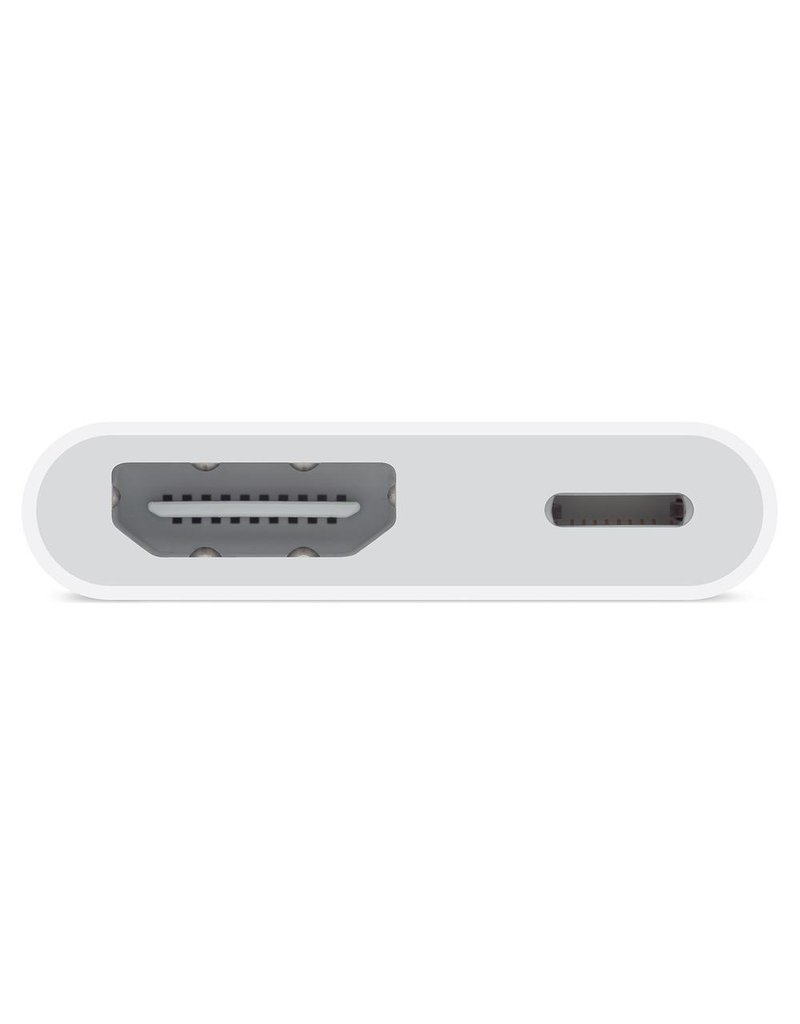 Apple Apple Lightning to Digital AV HDMI Adapter
