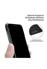 Pitaka Pitaka Aramid MagEz Case for iPhone 11 Pro Max - Black/Grey Twill