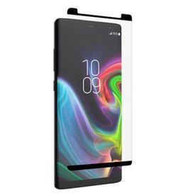 ZAGG InvisibleShield Elite Curved Full Adhesive Glass Screen Protector for Samsung Galaxy Note 9 - Clear