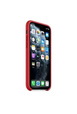 Apple Apple iPhone 11 Pro Silicone Case - Red
