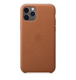 Apple Apple iPhone 11 Pro Leather Case - Saadle Brown