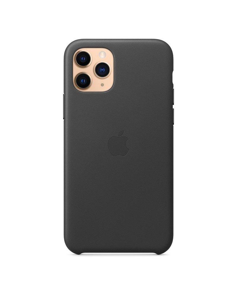 Apple Apple iPhone 11 Pro Leather Case - Black