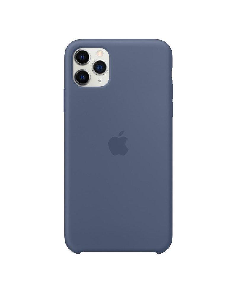 Apple Apple iPhone 11 Pro Max Silicone Case - Alaskan Blue