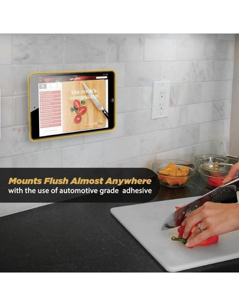 Scosche Scosche MagicMount Surface Magnet Flush Mount XL for Tablet - Black