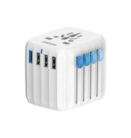 Zendure Zendure PassportGo 30W PD Global Travel Adapter - White