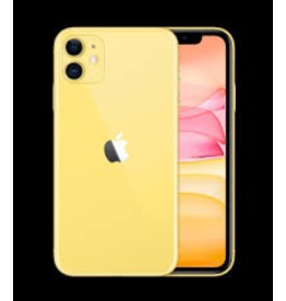 Apple Apple iPhone 11 128GB - Yellow