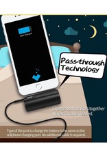 iWalk iWalk LinkMe Plus Power Bank 3,300 for Apple Lightning Devices - Black