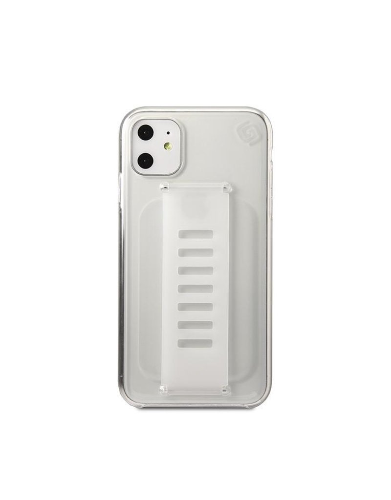 Grip2u Grip2u - SLIM Case for Apple iPhone 11 - Clear