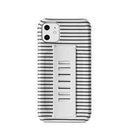 Grip2u Grip2u Slim Multiple Hand Grip Case for iPhone 11 - Beetlejuice