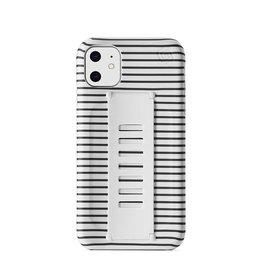 Grip2u Grip2u Slim Multiple Hand Grip Case for iPhone 11 - Beetlejuice