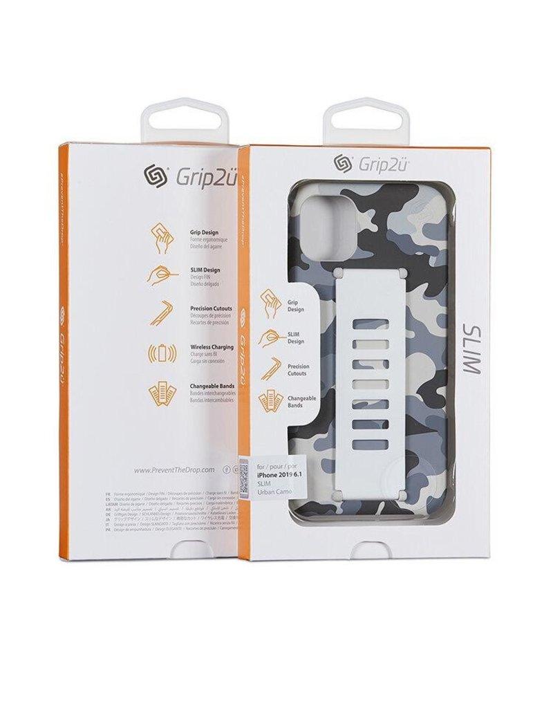 Grip2u Grip2u - SLIM Case for Apple iPhone 11 - Urban Camo