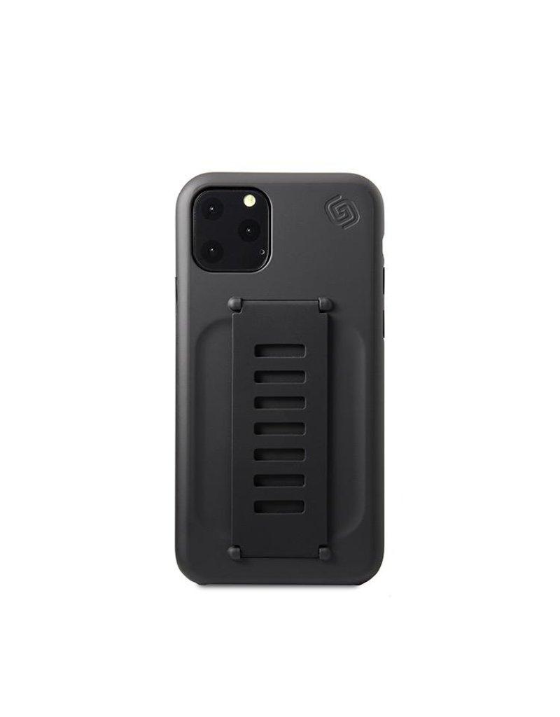 Grip2u Grip2u Slim Multiple Hand Grip Case for iPhone 11 Pro - Charcoal